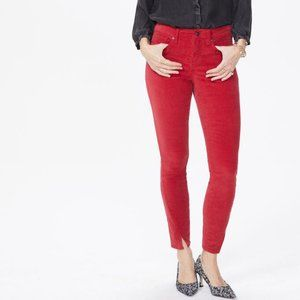 Ami Skinny Ankle Jeans In Petite